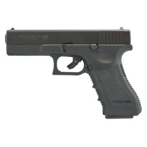 Plynová pistole BRUNI GAP cal. 9mm ÈERNÁ