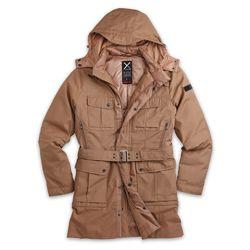 doprodej Kabát dámský XYLONTUM zimní KHAKI