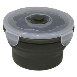 Dóza skládací silikonová na potraviny 540 ml