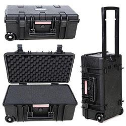Kufr plastov� p�epravn� na kole�k�ch 29 litr�