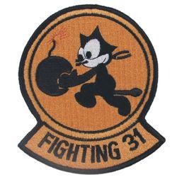 Nášivka kulatá VF-31 TOMCATTERS