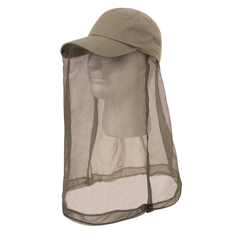 Èepice BASEBALL OPERATOR s moskytiérou KHAKI