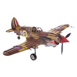 Model letadlo dolnokøídlý jednoplošník 46x50x22