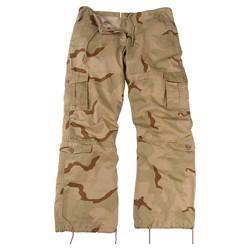 Kalhoty dámské VINTAGE 3-COL DESERT