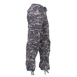 Kalhoty dámské VINTAGE DIGITAL URBAN