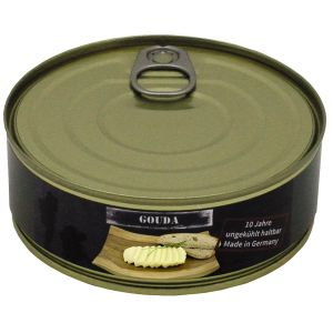 Sýr GOUDA v plechovce 200g