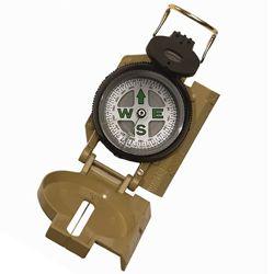 Kompas TACTICAL MARCHING kovové tìlo PÍSKOVÝ