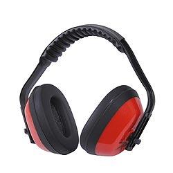 Sluchátka proti hluku ÈERVENÁ