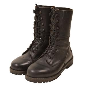 Boty kožené BRITISH COMBAT použité