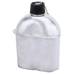 Polní láhev US typ WWII ALU 1l
