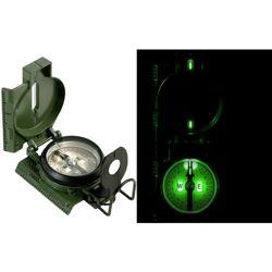 Kompas US CAMMENGA Tritium model 3H T ZELENÝ originál