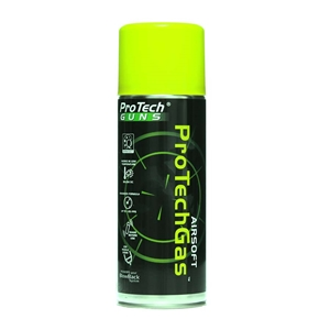 Plyn do airsoftové zbranì GREEN GAS PRO TECH 400 ml