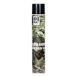 Plyn do airsoftové zbranì GREEN GAS 750 ml