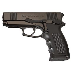Pistole plynová EKOL Sava Magnum cal. 9 mm ÈERNÁ