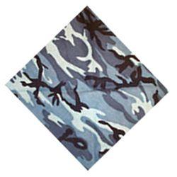 Šátek 68 x 68 cm JUMBO SKY BLUE