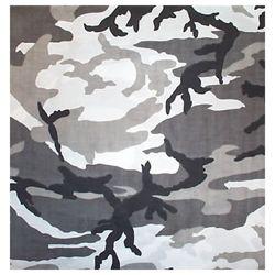 Šátek 68 x 68 cm JUMBO METRO - URBAN