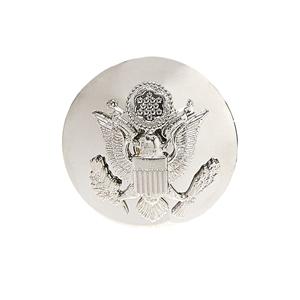 Odznak US AIR FORCE OFFICER èepicový STØÍBRNÝ