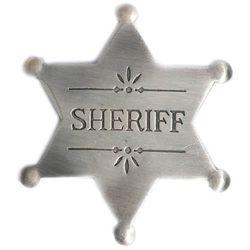 Odznak SHERIFF - hvìzda