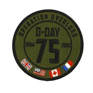 Nášivka D-DAY 75 let
