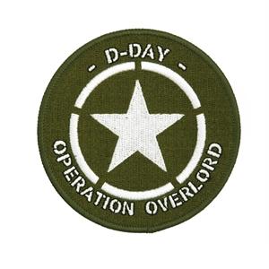 Nášivka D-DAY Operace Overlord