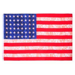 Vlajka USA vintage 48 hvìzd 155 x 105 cm