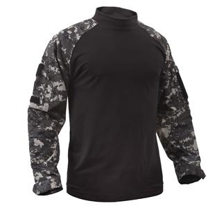 Košile taktická AIRSOFT COMBAT URBAN DIGITAL