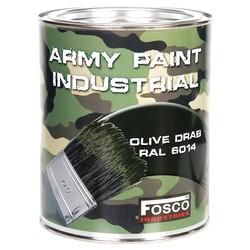 Barva ARMY nátìrová 1l RAL 6014 OLIVOVÁ