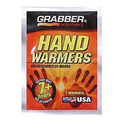 Ohøíváèek na ruce GRABBER HAND WARMERS 7  hodin