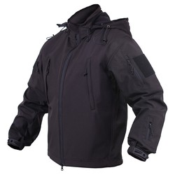 Bunda CONCEALED CARRY softshell �ERN�
