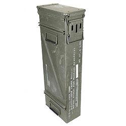Bedna na munici US 120 mm MINOMET použitá - zvìtšit obrázek