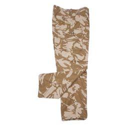 Kalhoty britské polní DPM DESERT nové