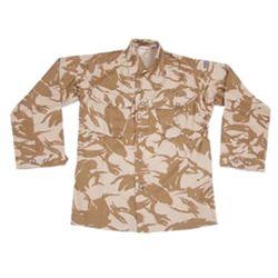Košile britská polní DPM DESERT nová