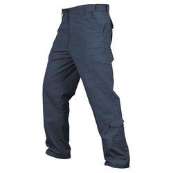 Kalhoty CONDOR TACTICAL rip-stop MODRÉ