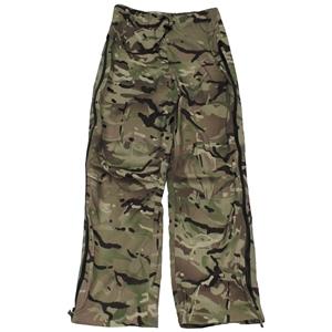 Kalhoty BRITSKÉ lehké s membránou MTP použité
