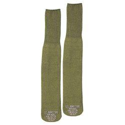 Ponožky US TUBE ZELENÉ vel.10-14