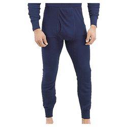 Kalhoty funkèní PERFORMANCE THERMAL NÁMOØNICKÁ MODRÉ