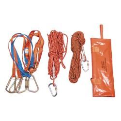 Slaòovací popruhy   2 lana použité