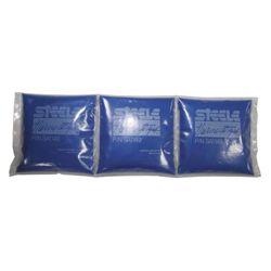 Chladící gel STEELE® Thermostrips™ 3 polštáøky
