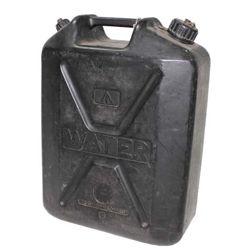 Kanystr BRITSKÝ na vodu 20 L plastový použitý
