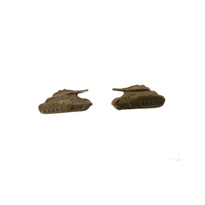 Odznak AÈR bronzový TANK sada 2ks