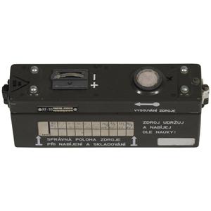 Bateriový èlánek pro radiostanici AÈR RF-10 použitý