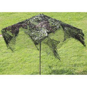 Sluneèník s maskovací sítí britský