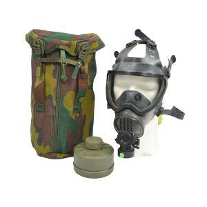 Maska plynová belgická PANORAMA s filtrem a obalem