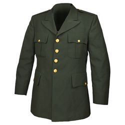 Sako k uniformì US ARMY ZELENÉ použité