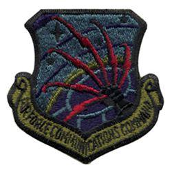 Nášivka USAF COMMUNICATIONS COMMAND