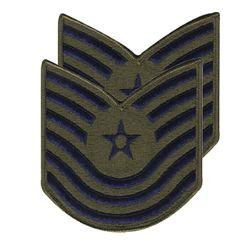 doprodej Nášivka USAF MASTER SERGEANT 1986-1992 OLIV