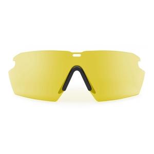 Skla náhradní pro brýle CROSSHAIR ŽLUTÁ