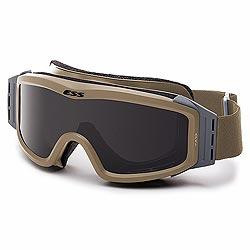 Brýle taktické NVG PROFILE sada PÍSKOVÁ