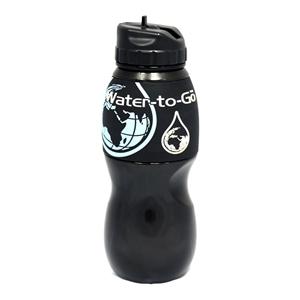 Filtraèní láhev 75cl ÈERNÁ