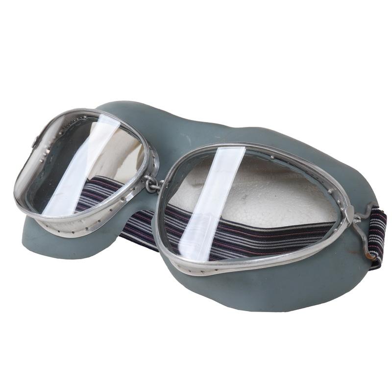 Brýle motorkáøské veteránské MIMA použité